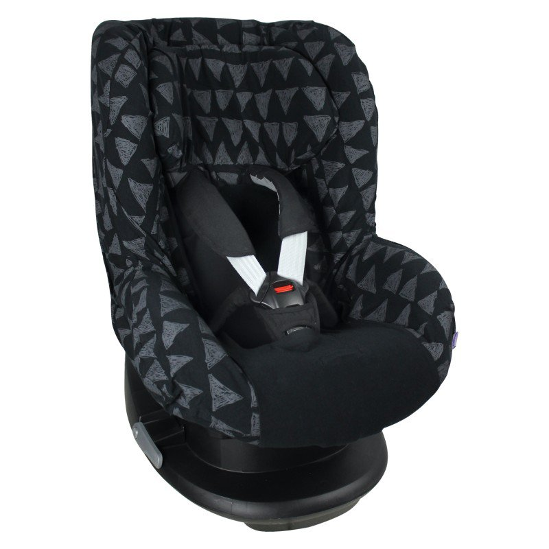 Potah na autosedačku Seat Cover Group1 Black Tribal