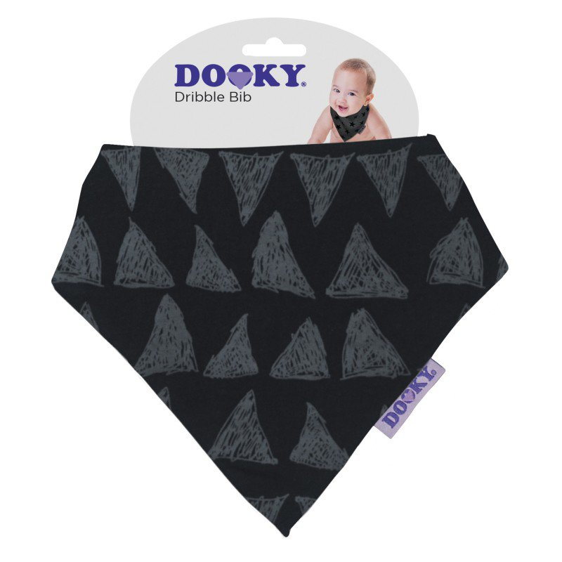 Produkt - Bryndáček Dribble Bib Black Tribal