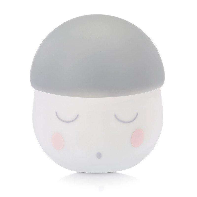 Babymoov noční lampička Squeezy Grey