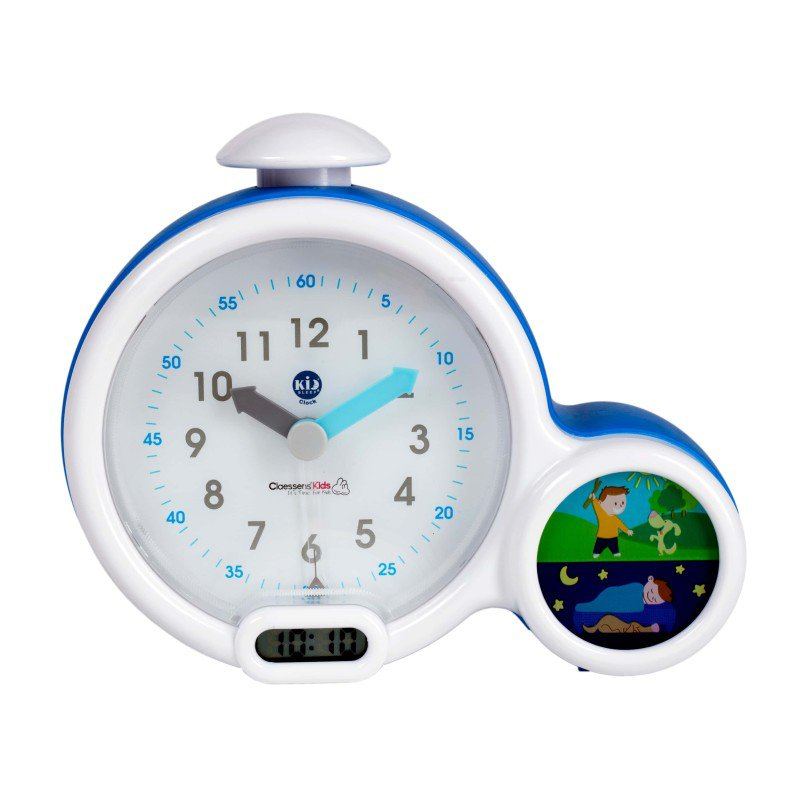 Kid´Sleep tréninkový budík CLOCK Blue
