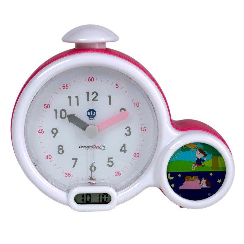 Kid´Sleep tréninkový budík CLOCK Pink