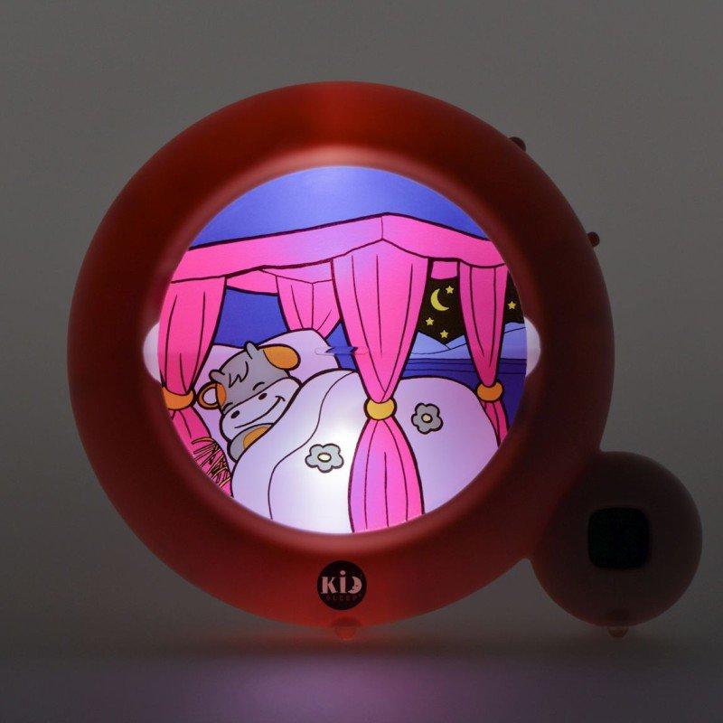 Kid´Sleep tréninkový budík CLASSIC Light Pink