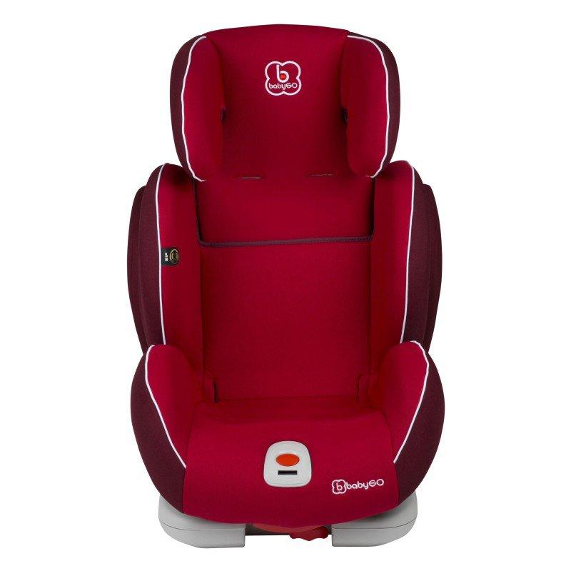 Autosedačka SIRA Isofix I-II-III Red