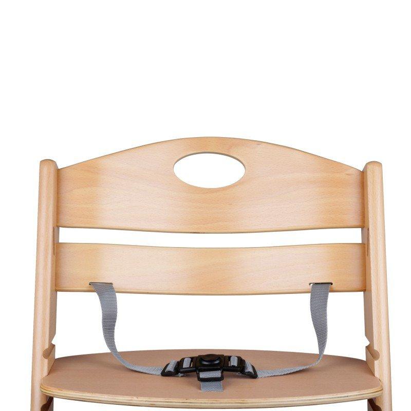 Jídelní židlička FAMILY XL Natural