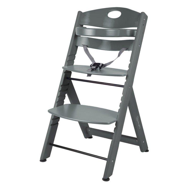 BABYGOJídelní židlička FAMILY XL Grey