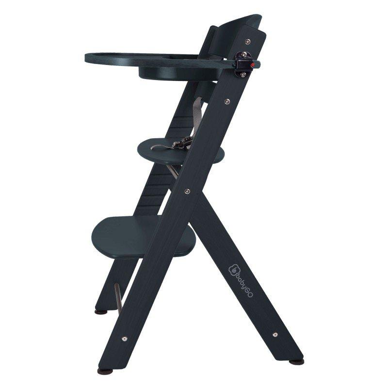 Jídelní židlička FAMILY XL Black