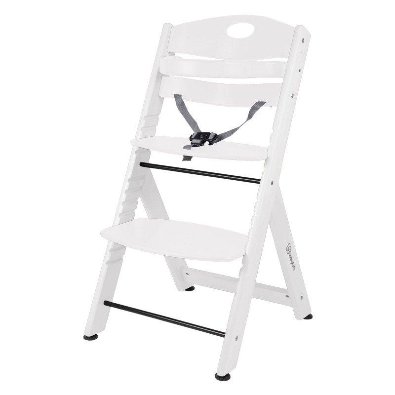 BABYGOJídelní židlička FAMILY XL White