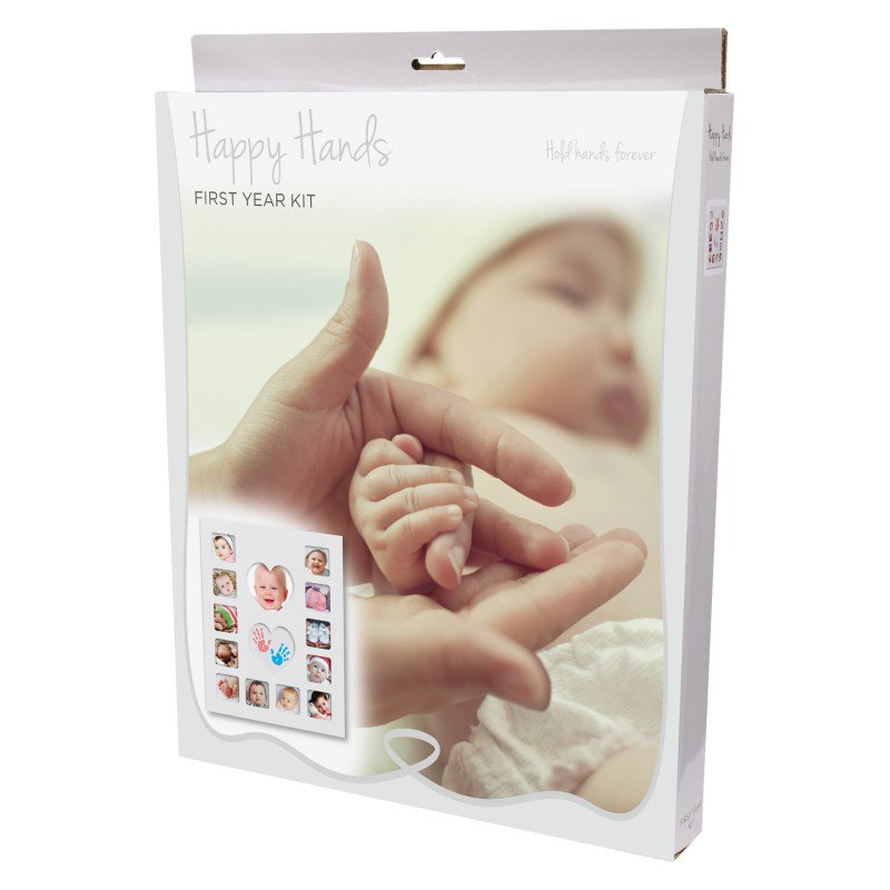 Happy Hands Baby First Year Kit