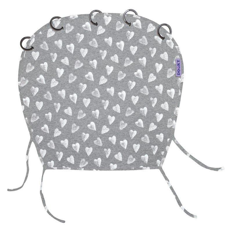 Design clona Limited HEARTS Grey