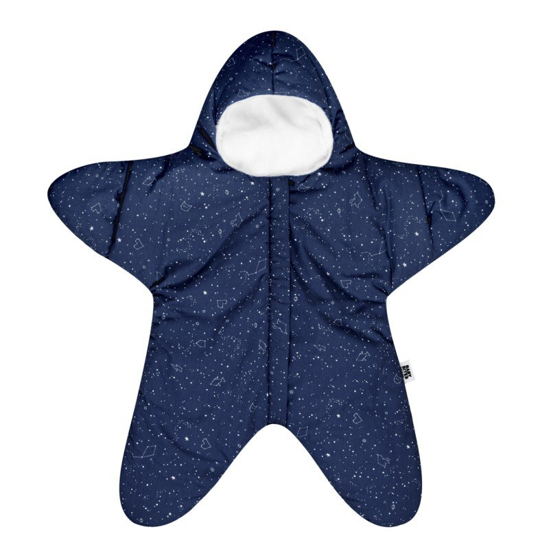 Fusak STAR Winter Navy Blue