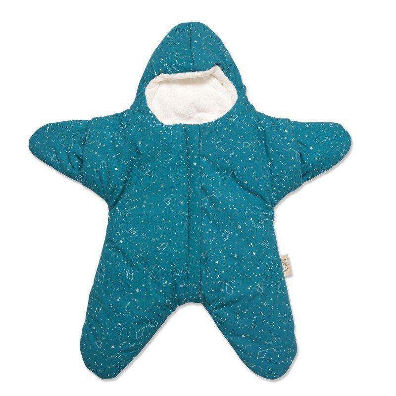 Baby BitesFusak STAR Winter Esmerald Green