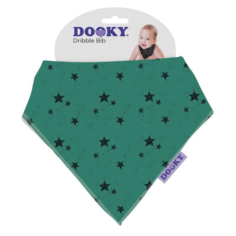 Bryndáček Dribble Bib Green Stars