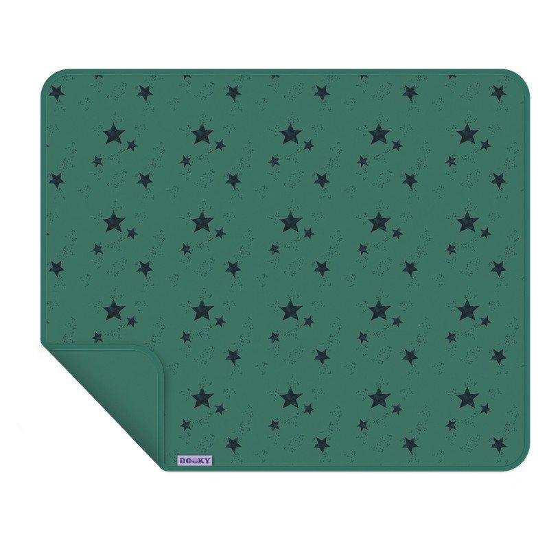Dooky deka Blanket UNI Green Stars