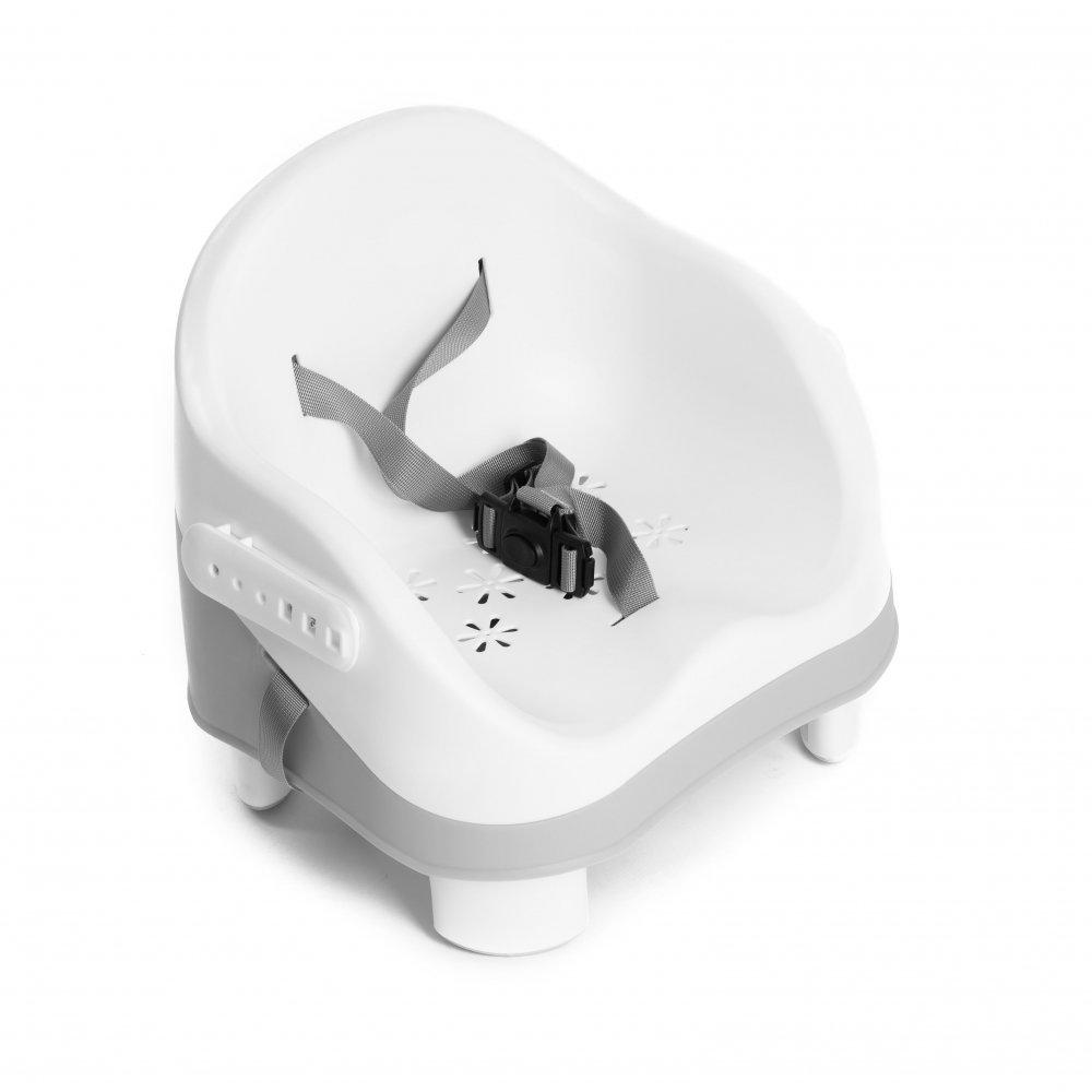 Bo Jungle přenosná židlička B-Booster Seat Grey