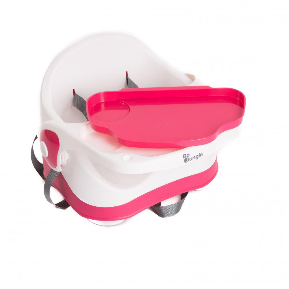 Bo JunglePřenosná židlička B-Booster Seat Pink