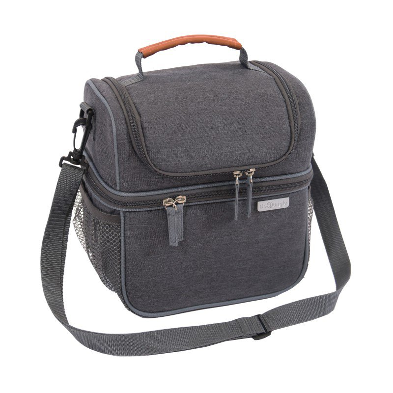 Bo Jungle organizér B-THERMO Dark Grey