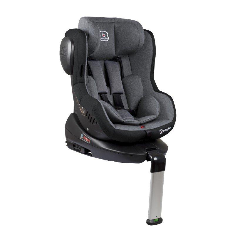 Autosedačka ISO 360 Grey