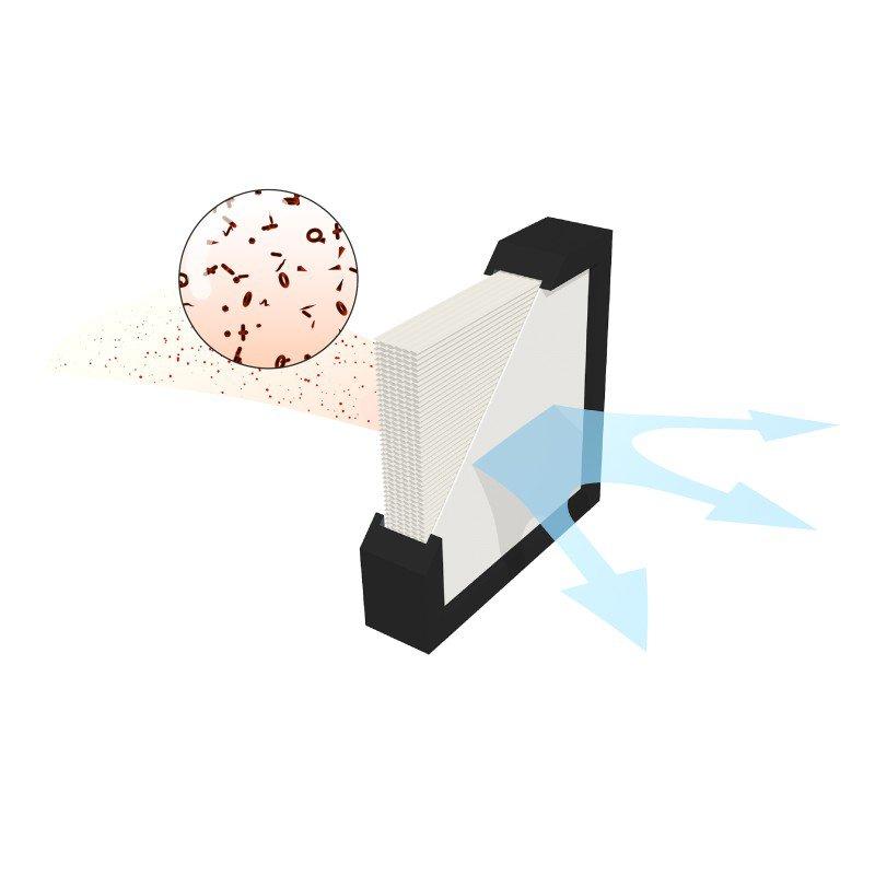 Babymoov HEPA filtr ke sterilizátoru Turbo Pure 1ks