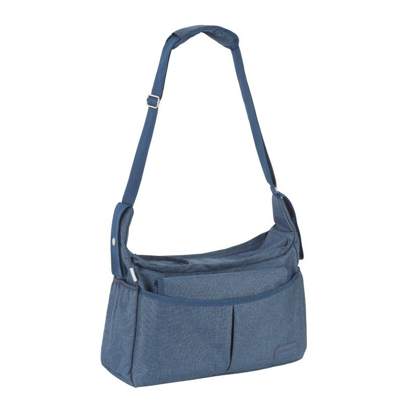Babymoov taška Urban Bag Melanged Blue