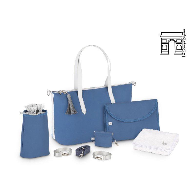 Babymoov taška Le Champs Elysées BLUE