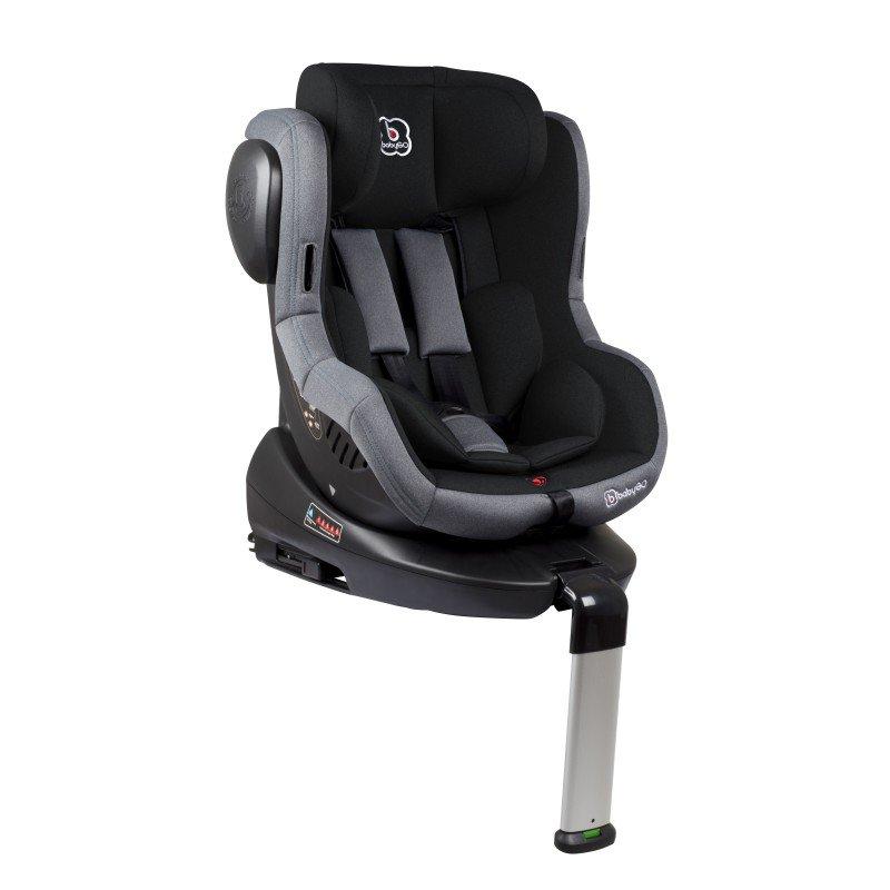 Autosedačka ISO 360 Black