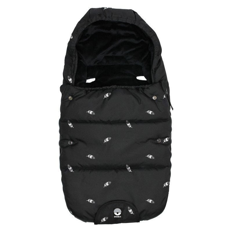 Footmuff vel. S FEATHERS DeLuxe