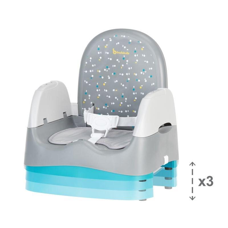 Přenosná židlička HOME & GO Grey