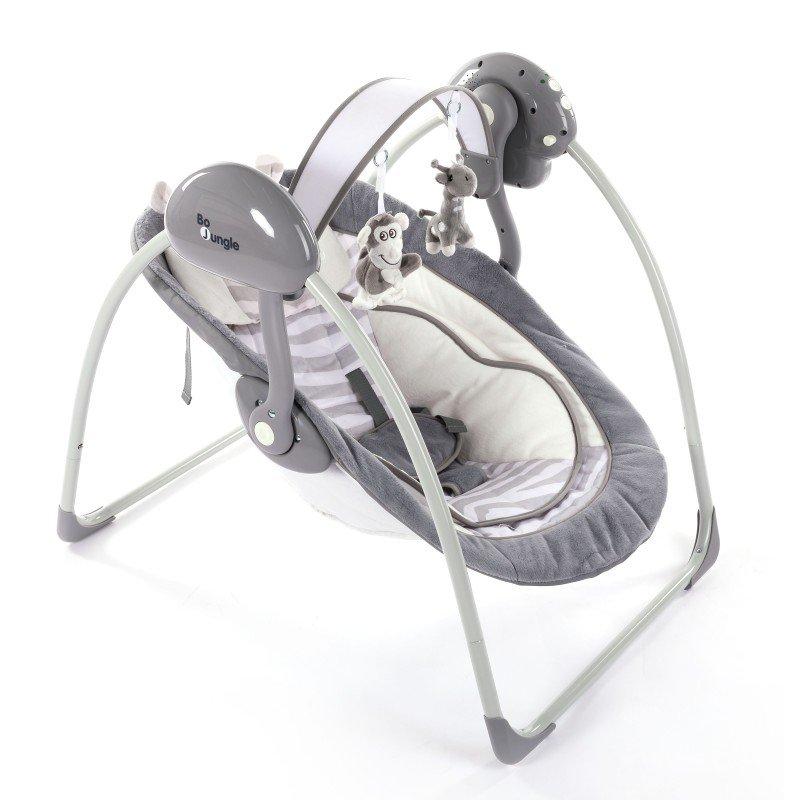 Bo Jungle houpačka B-Portable Swing White Tiger