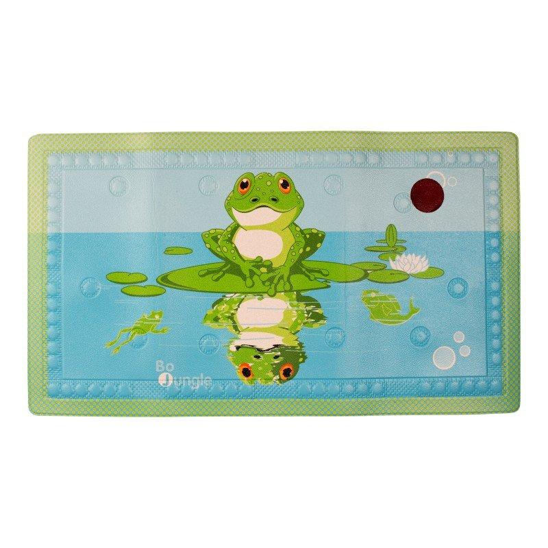 Bo Jungle protiskluzová podložka se senzorem Froggy