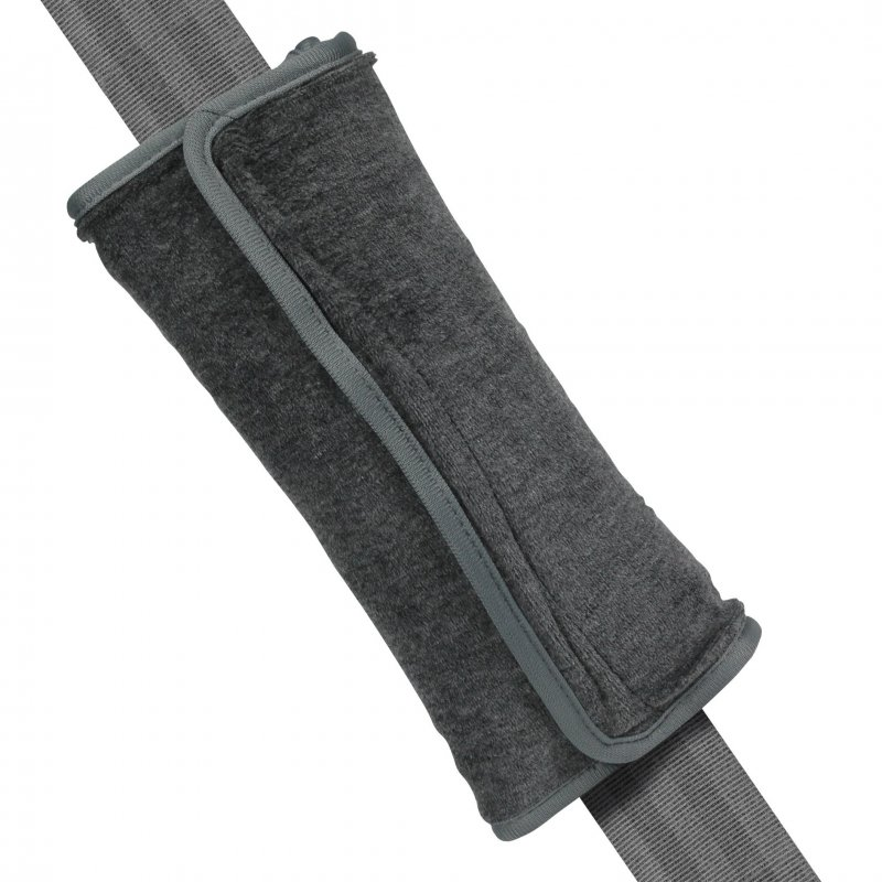 Dooky chránič pásu Seatbelt Pillow Dark Grey Uni