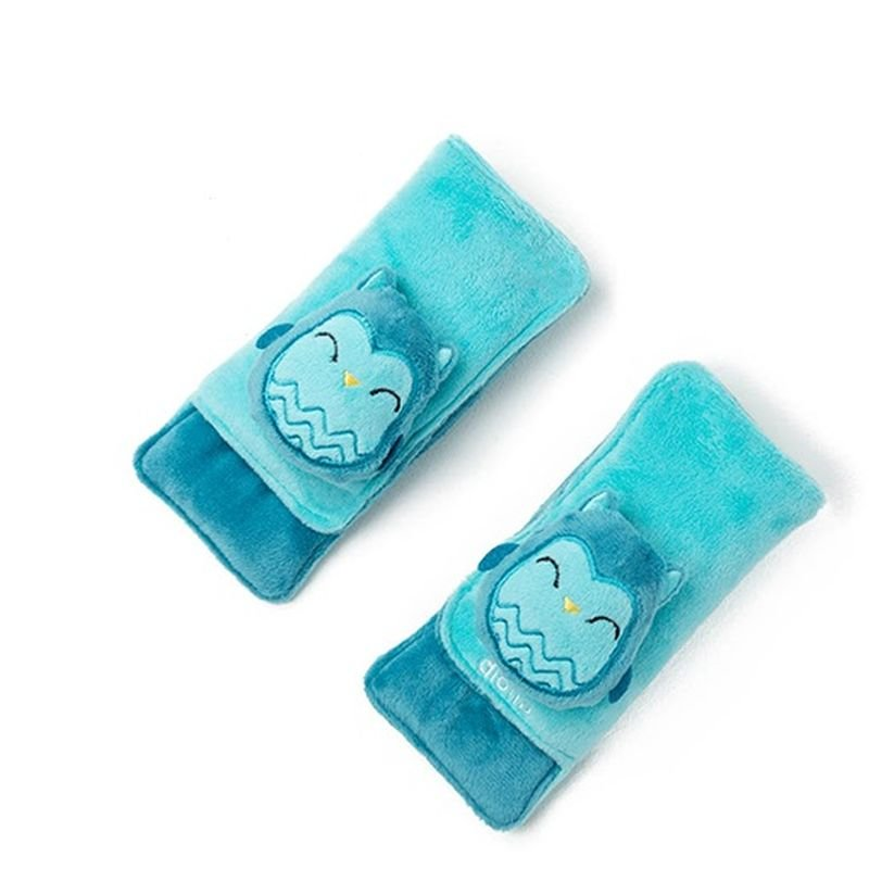 Diono chránič pásu Soft Wraps™ & Toy Owl