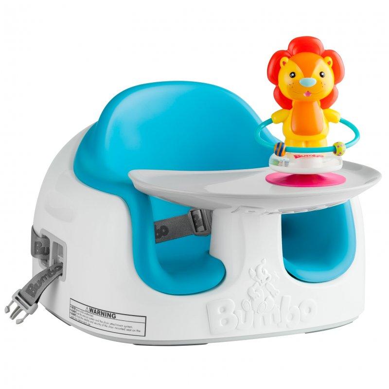 Bumbo hračka s přísavkou LION Luca