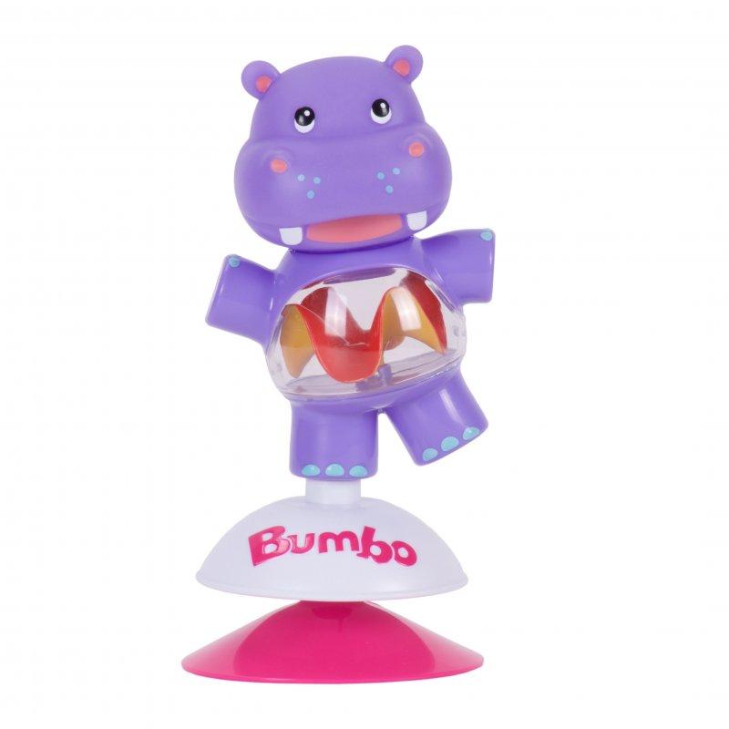 Bumbo hračka s přísavkou HIPPO Hildi