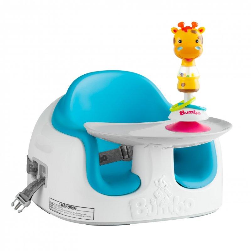 Bumbo hračka s přísavkou GIRAFFE Gwen