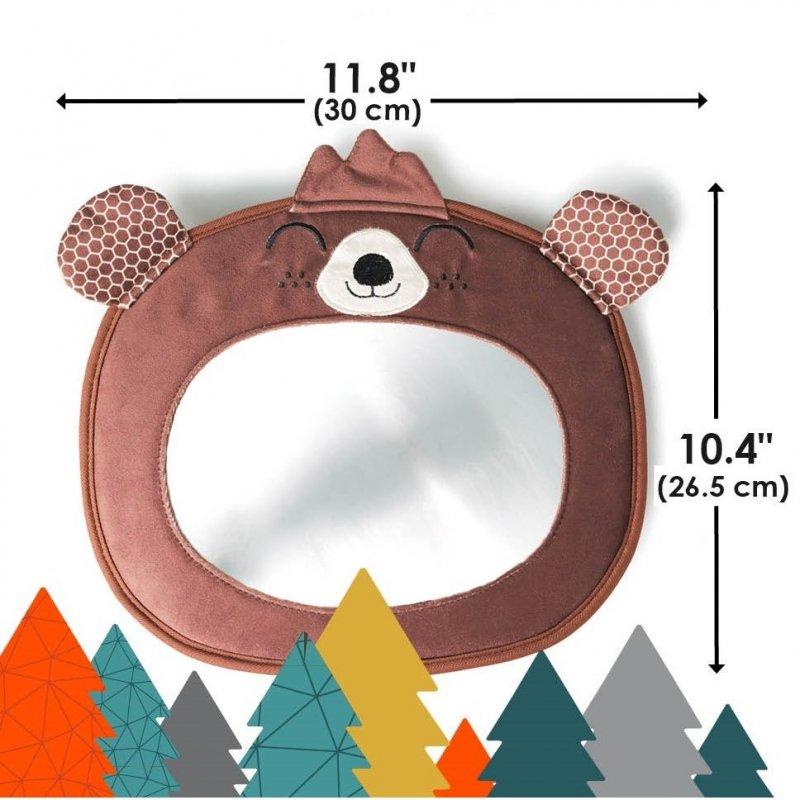 Diono zrcátko Easy View Bear