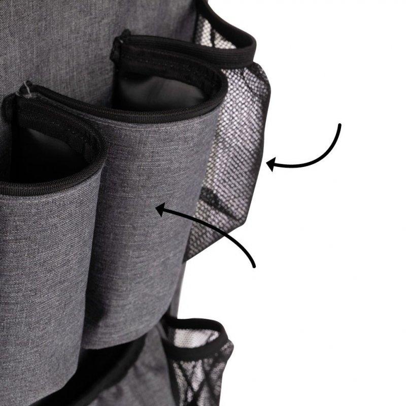 Diono chránič autosedadla Stow´n Go XL Grey