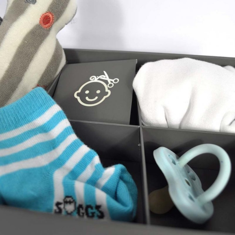 3D Handprint & Luxury Memory Box