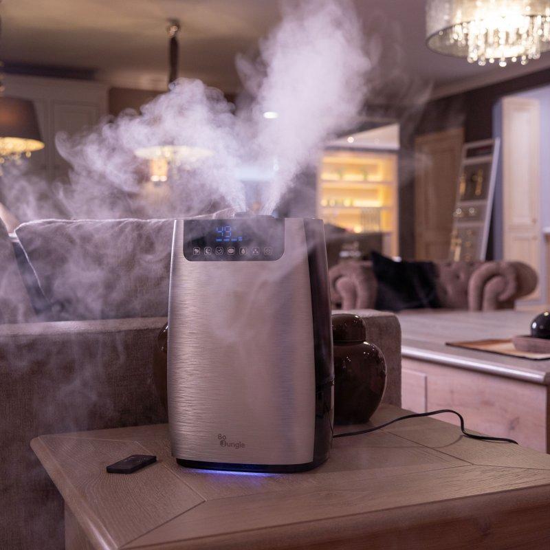 Bo Jungle digitální zvlhčovač a čistička vzduchu B-SENSY Humi-Purifier