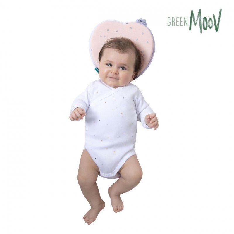 Babymoov podhlavníček LoveNest Original Pinky EU