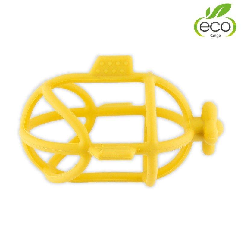 Bo JungleSilikonové kousátko B-Submarine Yellow