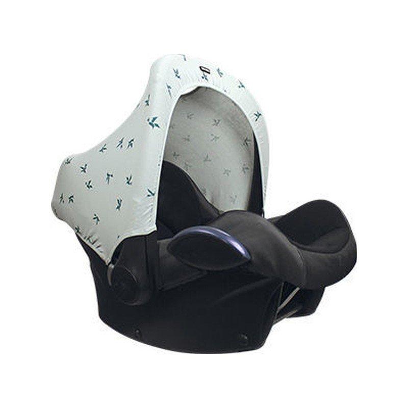 Stříška Hoody Origami Swallow Grey
