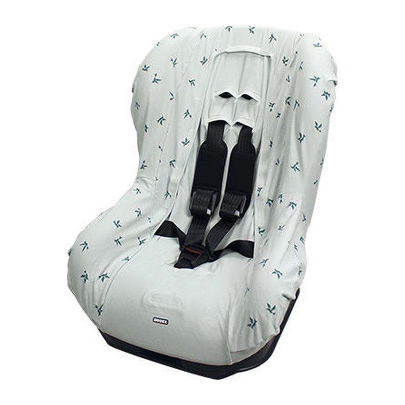 Potah na autosedačku Seat Cover Group1 Origami Swallow Grey