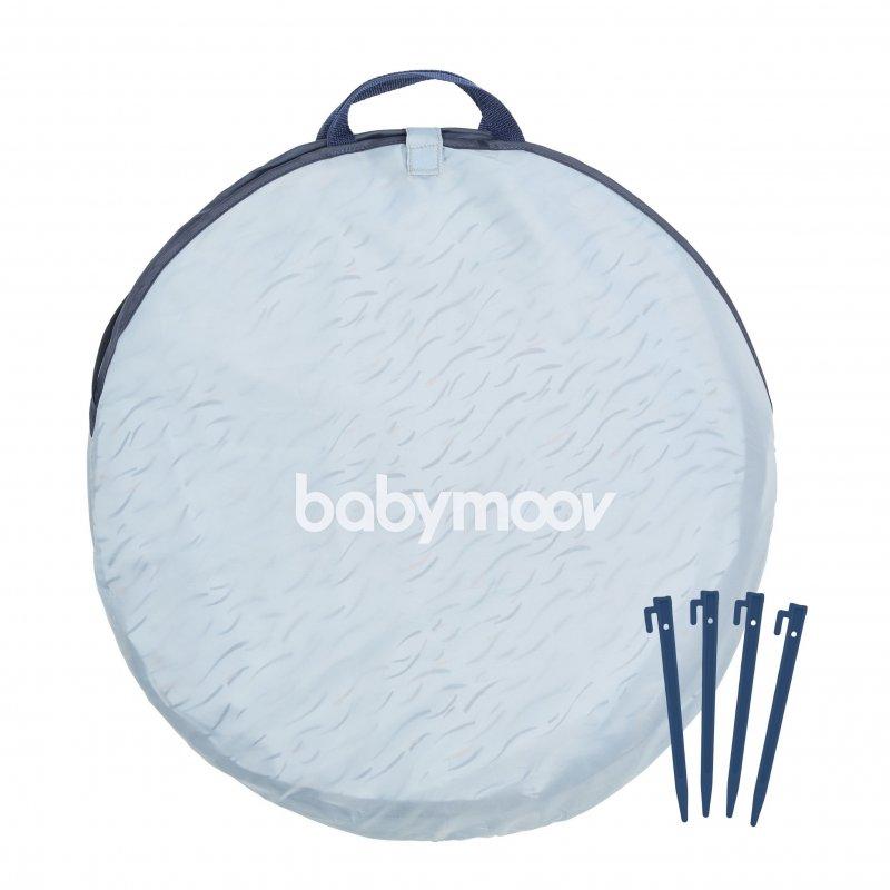 Babymoov skládací stan Anti-UV Blue Waves
