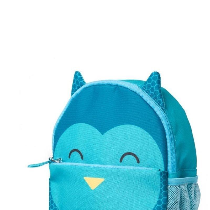 Diono batůžek a vodící kšíry Sure Steps Owl