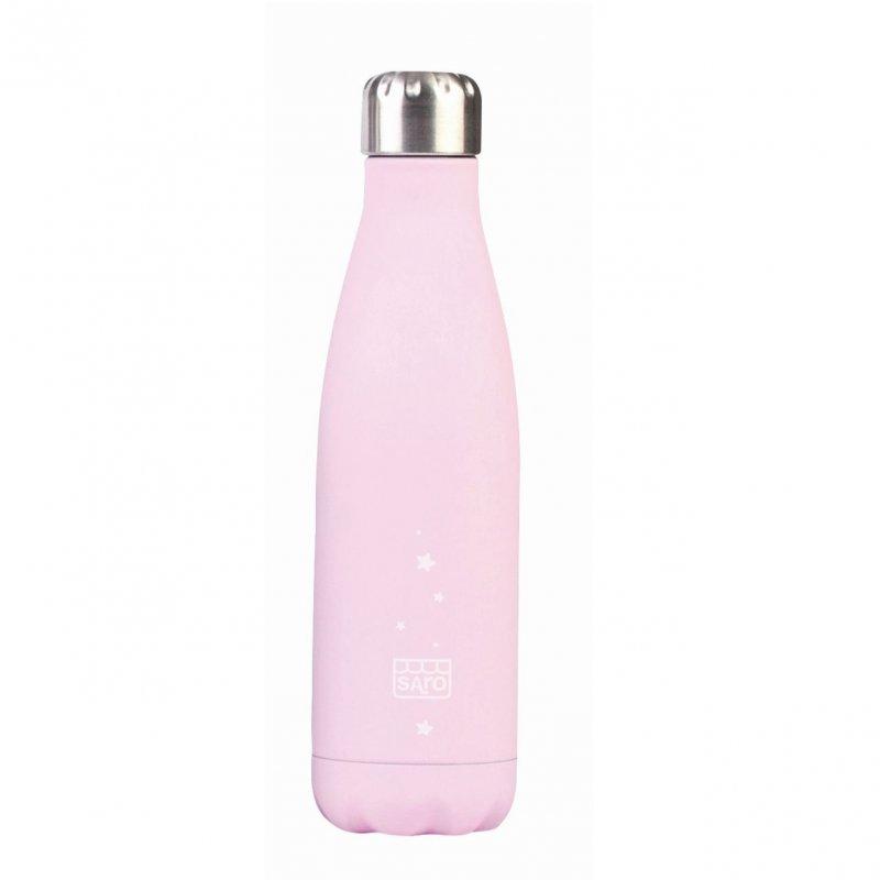 Saro BabyTermoláhev 500ml Pink