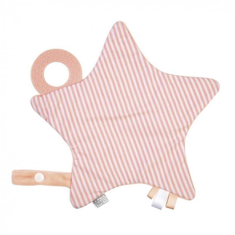 Saro Baby dečka Doudou Pink