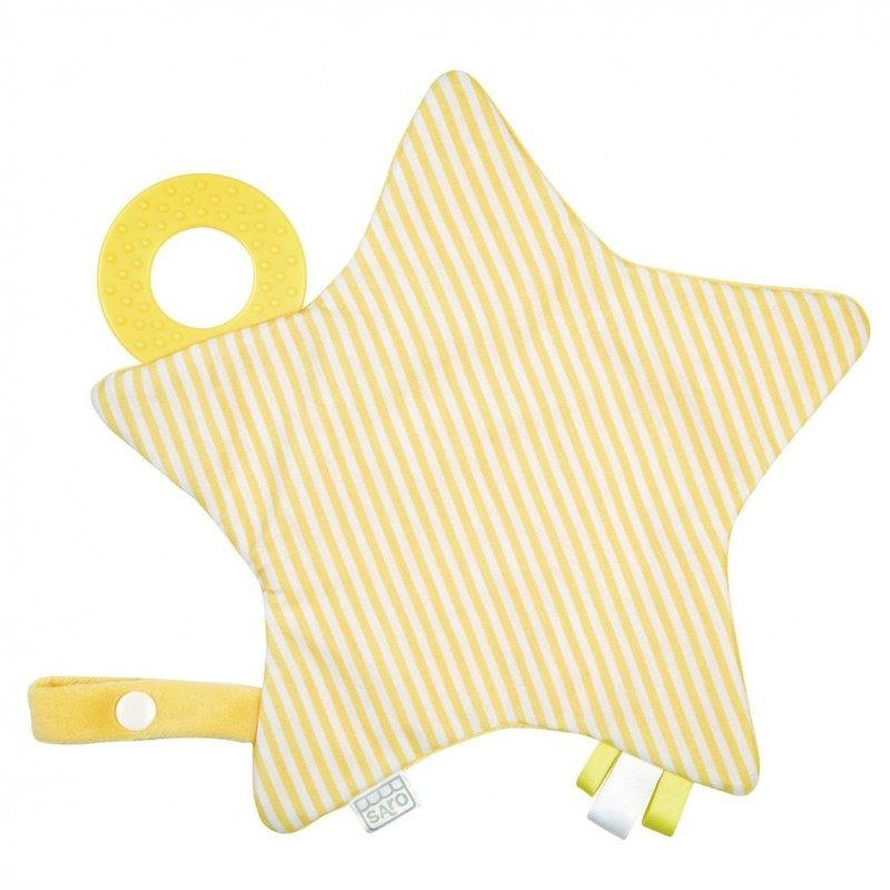 Saro Baby dečka Doudou Yellow