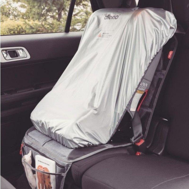 Chránič autosedadla Ultra Mat DeLuxe Grey