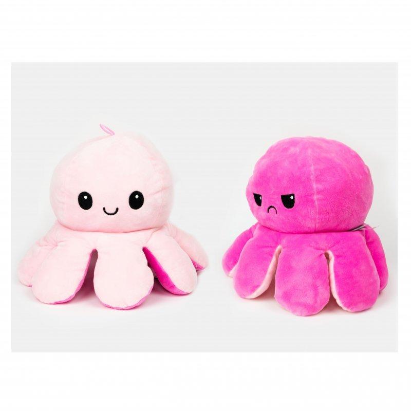 innoGIOPlyšová chobotnice 16cm Pink